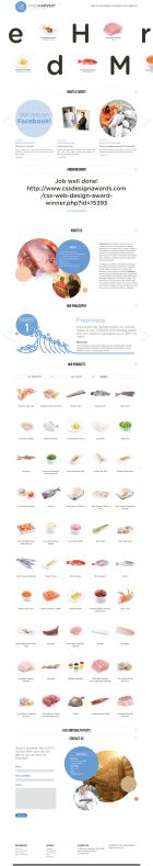 Fresh Harvest Sea Food and Meat
