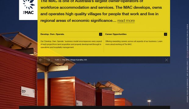 The MAC Services Group