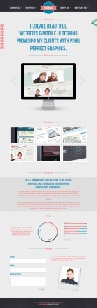 rdcreativedesign.eu - Website Portfolio by Rob Davis