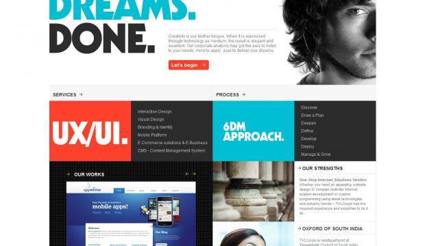 TVLcorps Technologies - Interaction Design - UI design and Web ...